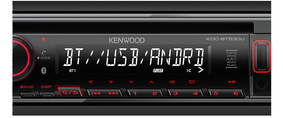 kenwood KDC-BT530U -