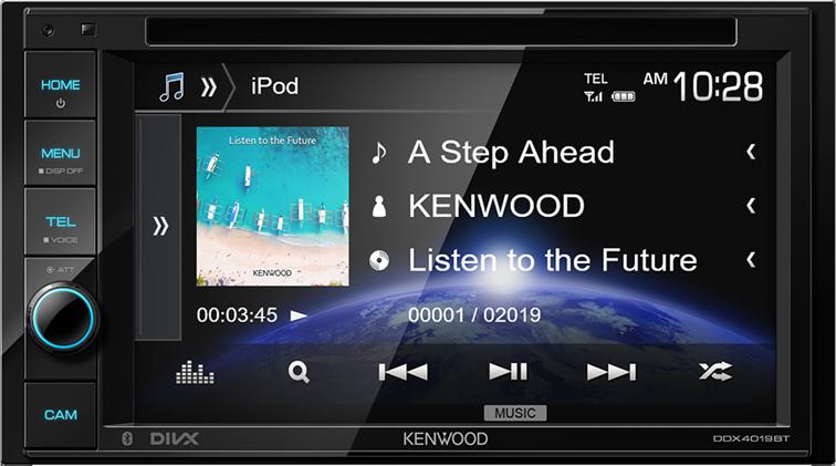 Kenwood DDX4019BT -