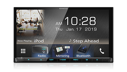 Multimedia and Navigation | Car Electronics | KENWOOD India
