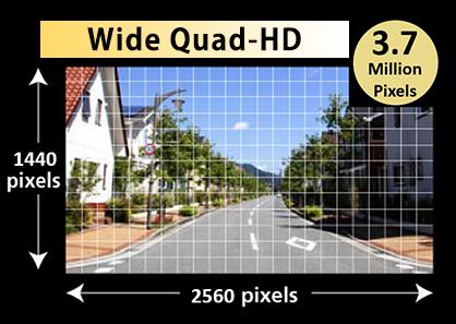 Wide Quad-HD