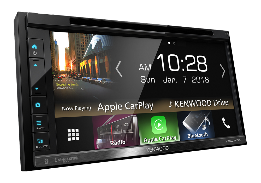 DDX6705S | Navigation and Multimedia | CAR ENTERTAINMENT