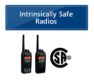 Intrinsically Safe Radios
