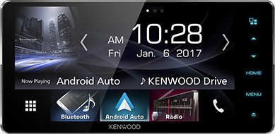 Live Connected  Drive Connected  | KENWOOD