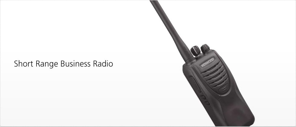 Short Range Business Radio