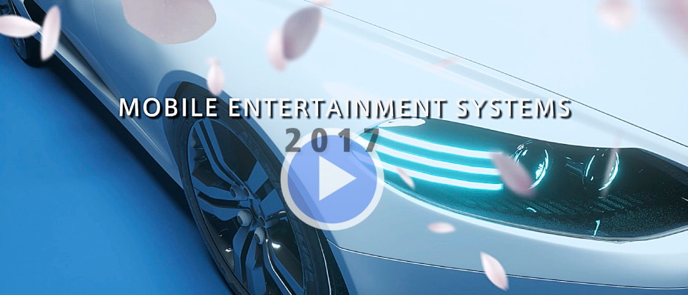 MOBILE ENTERTAINMENT SYSTEMS 2016