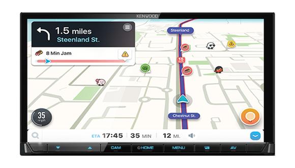 DMX8018S | Multimedia and Navigation | Car Electronics