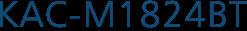 KAC-M1824BT