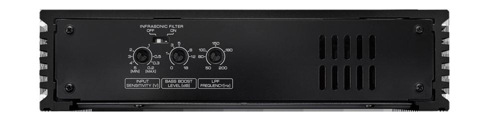 Kenwood X502-1 MONO AMPLIFIER -