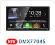 "DMX7704S KENWOOD CAR PLAY ANDROID AUTO 6.95"" SCREEN"