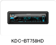 KDC-BT758HD