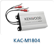 KAC-M1804 CLASS-D POWER BOOSTER AMPLIFIER MINI AMP 45 WATTS X 4
