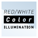 kdc-118u red/white illumination color