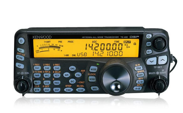 Kenwood Amateur Radios 97