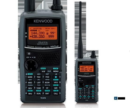 TH-D72A | Amateur Radio | Communications | KENWOOD USA