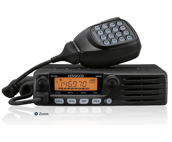 TM-281A | Amateur Radio | Communications | KENWOOD USA