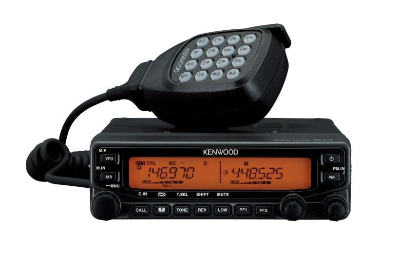 TM-V71A   Amateur Radio   Communications   KENWOOD USA
